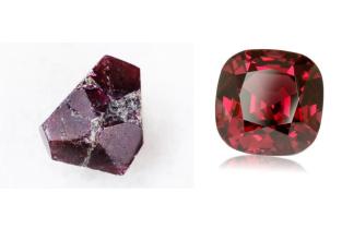 Natural Garnet Gemstone
