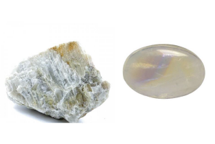 Natural Moonstone Gemstone