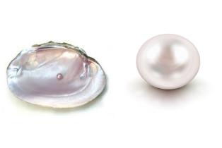 Natural Pearl Gemstone