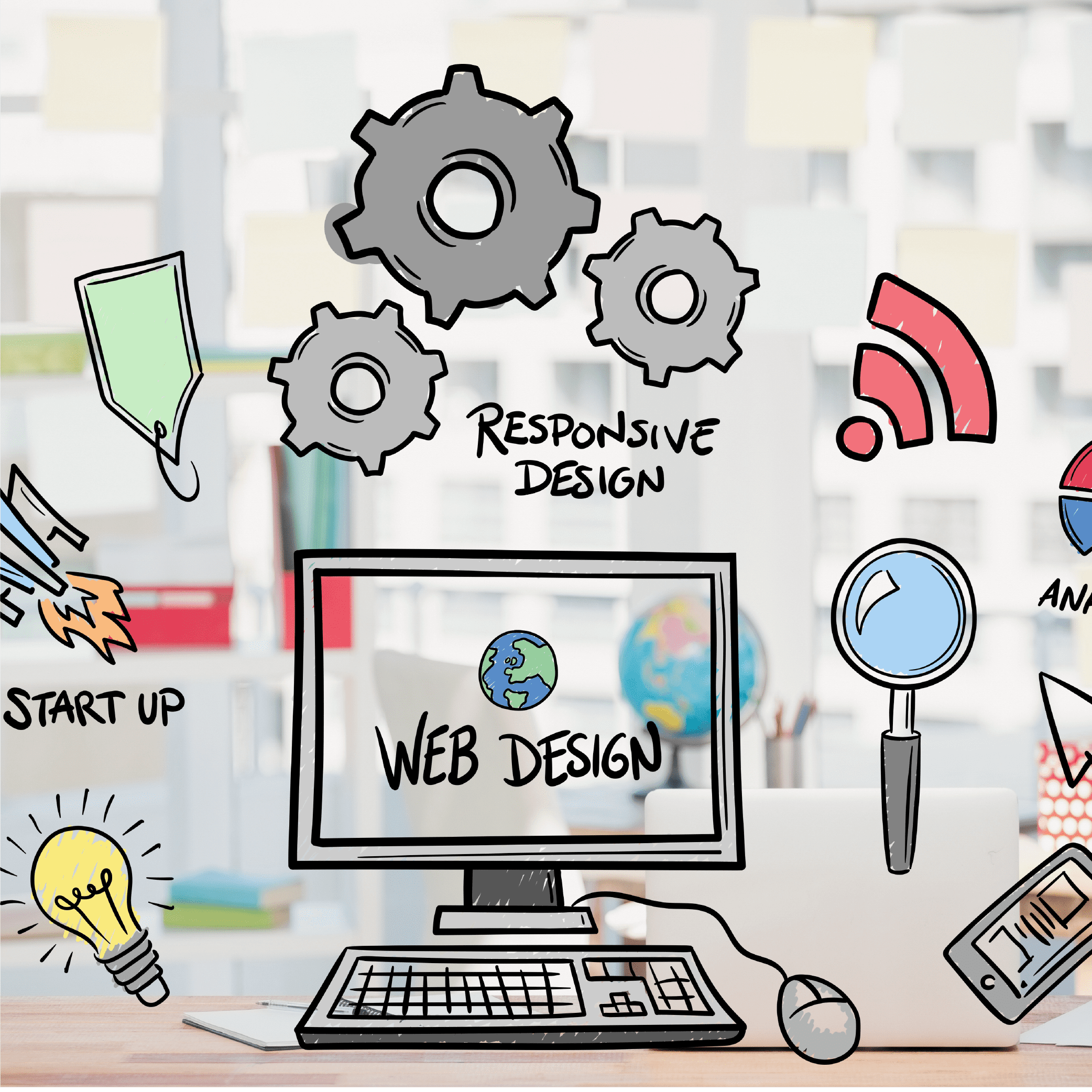 Develop Your Own Website and Mobile Apps