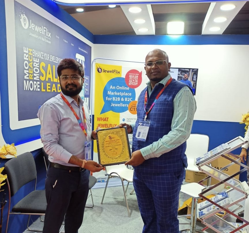 JewelFlix in South Jewellery Show in 2020