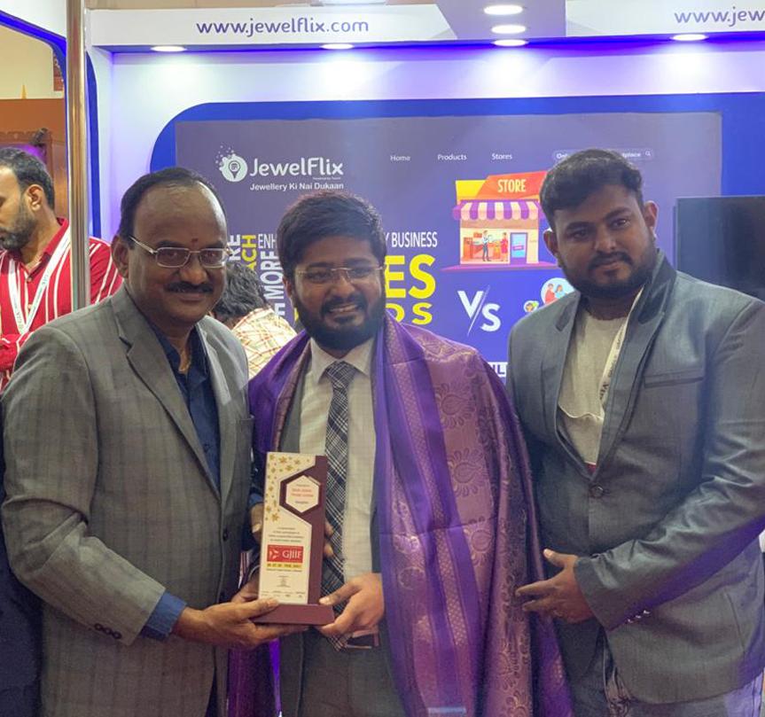 JewelFlix in GJIIF in Chennai 2021