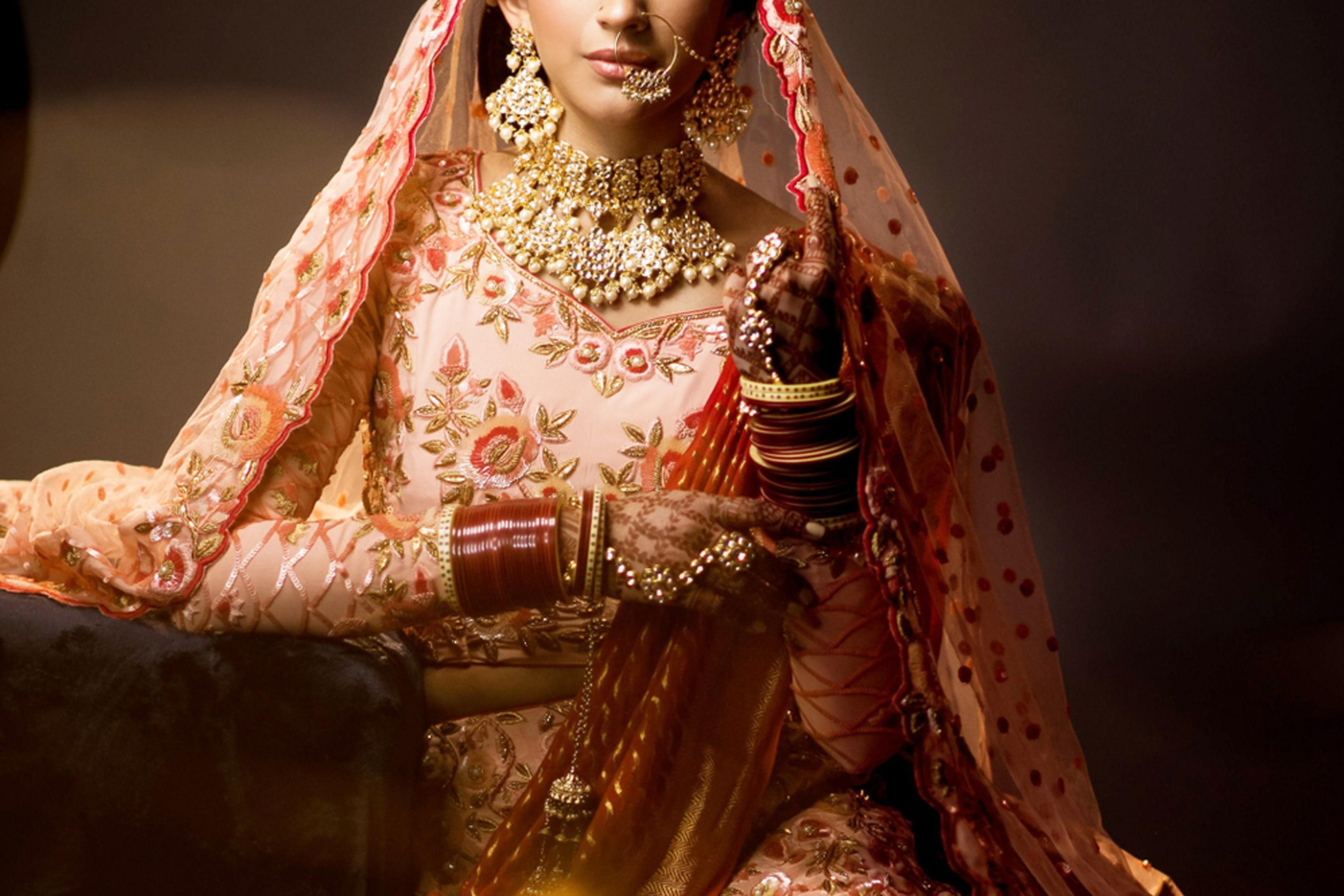 The Glamour of Solah Shringar for Indian Bride