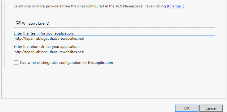 IdentityAndAccessProvideAndRealms