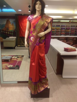 famous saree shops in bangalore
