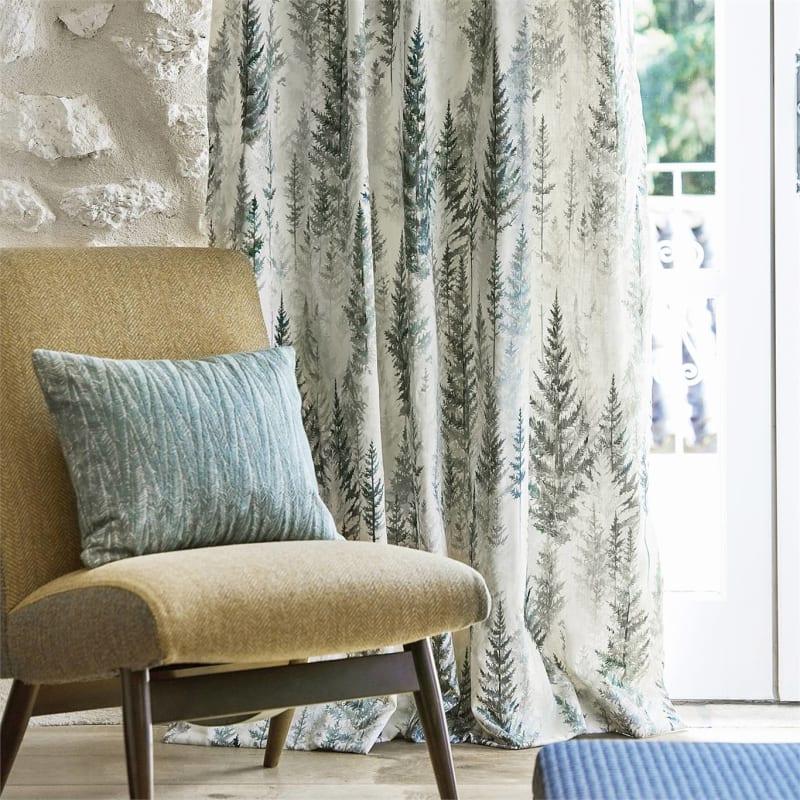 Elysian Fabrics - Tyger från Sanderson - Tapetorama