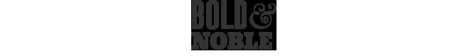 Bold & Noble logotyp