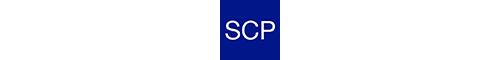 SCP logotyp