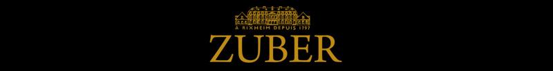 Zuber logotyp