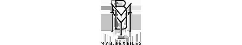 MYB Textiles logotyp