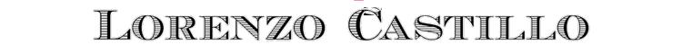Lorenzo Castillo logotyp