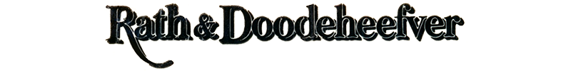 Rath & Doodeheefver logotyp