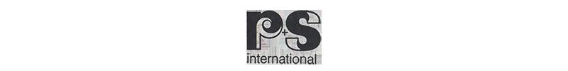 P+S logotyp