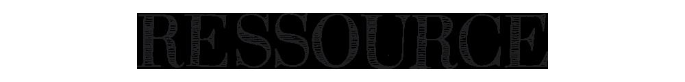 Ressource logotyp