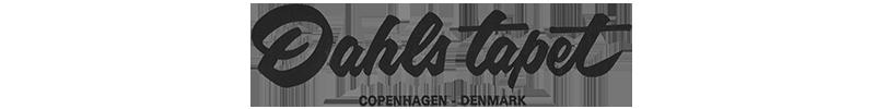 Dahls Tapet-Fabrik logotyp