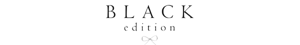 Black Edition logotyp