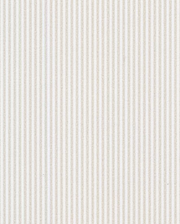 beige vit randig tapet