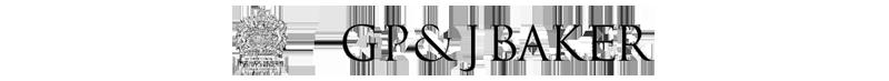 G P & J Baker logotyp