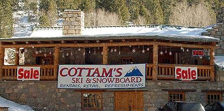 image of Cottam's Ski Shop - Santa Fe