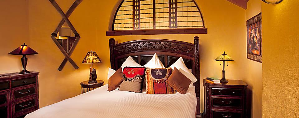 Alpine Village Suites Two Bedroom Condo Bedroom