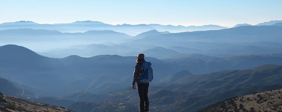 Day hikes to Williams Lake or Wheeler Peak