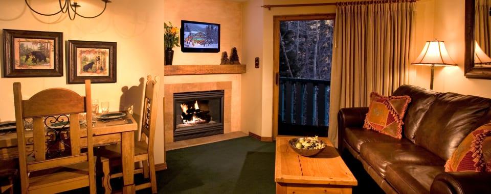 Alpine Village Suites One Bedroom Suite