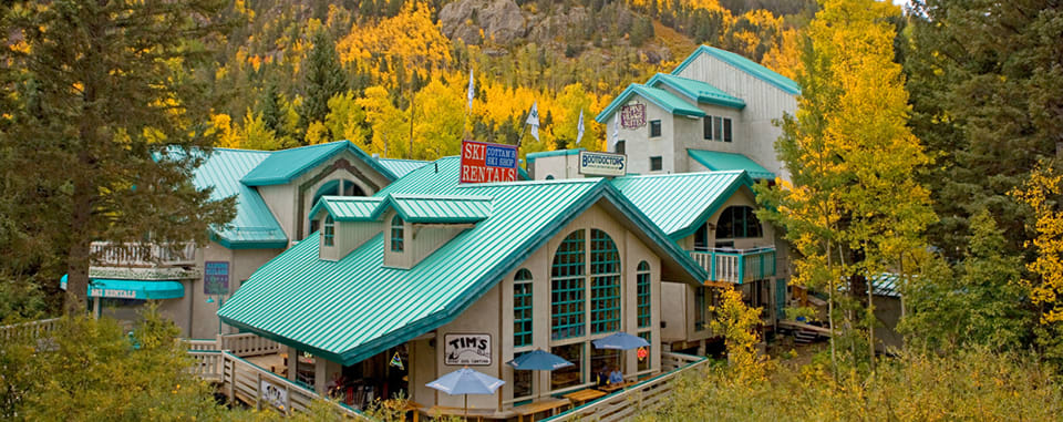 Fall in Taos Ski Valley
