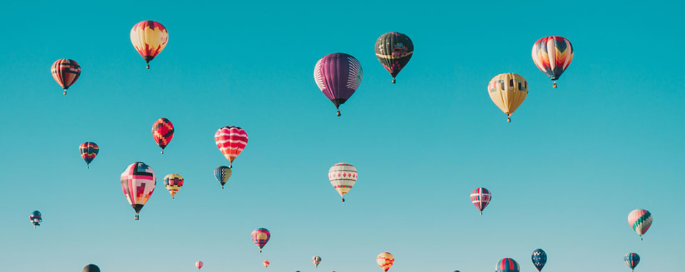 Enjoy hot air balloon season in New Mexico
