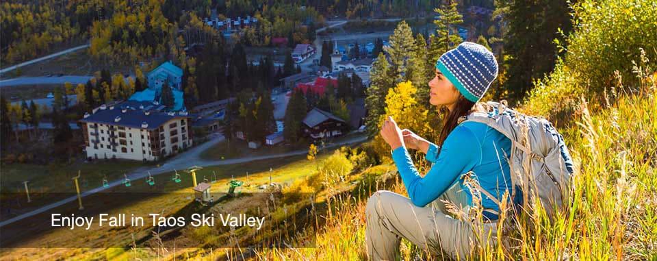 Day hikes around Taos Ski Valley