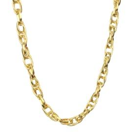 TulipMash Gold Colour Premium Neck Chain For Boy girl Men & women (Pack Of - 1)
