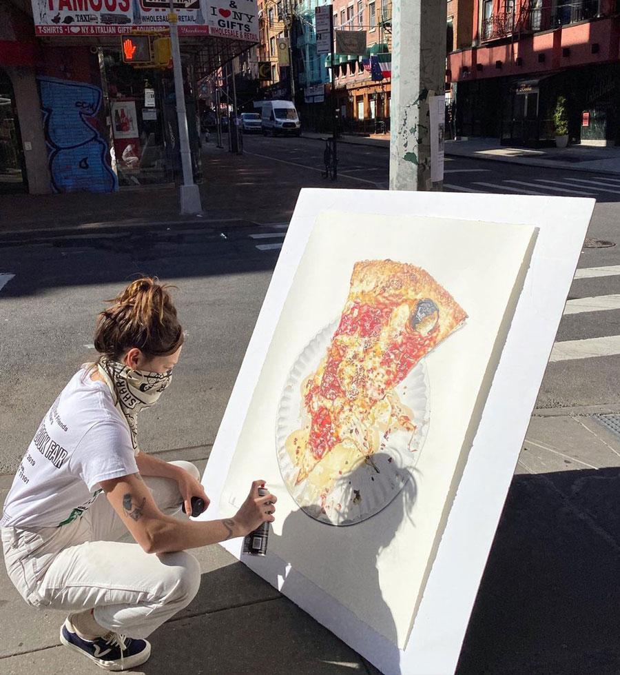 Bella McGoldrick Pizza