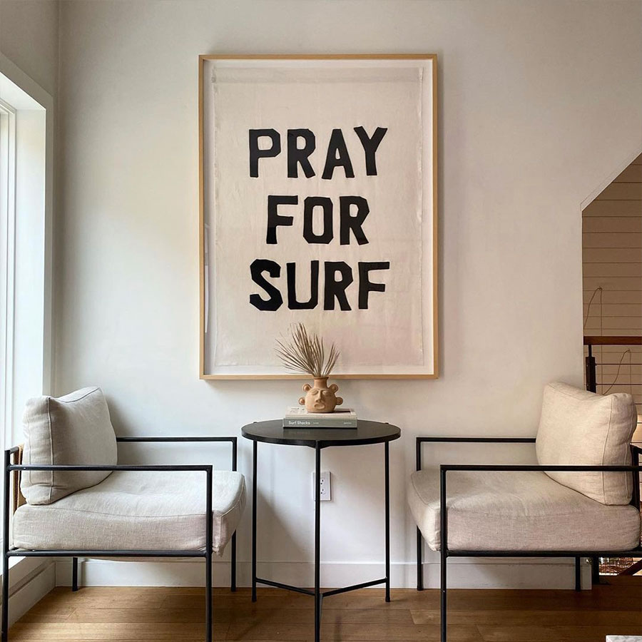 Ali Beletic Pray for Surf