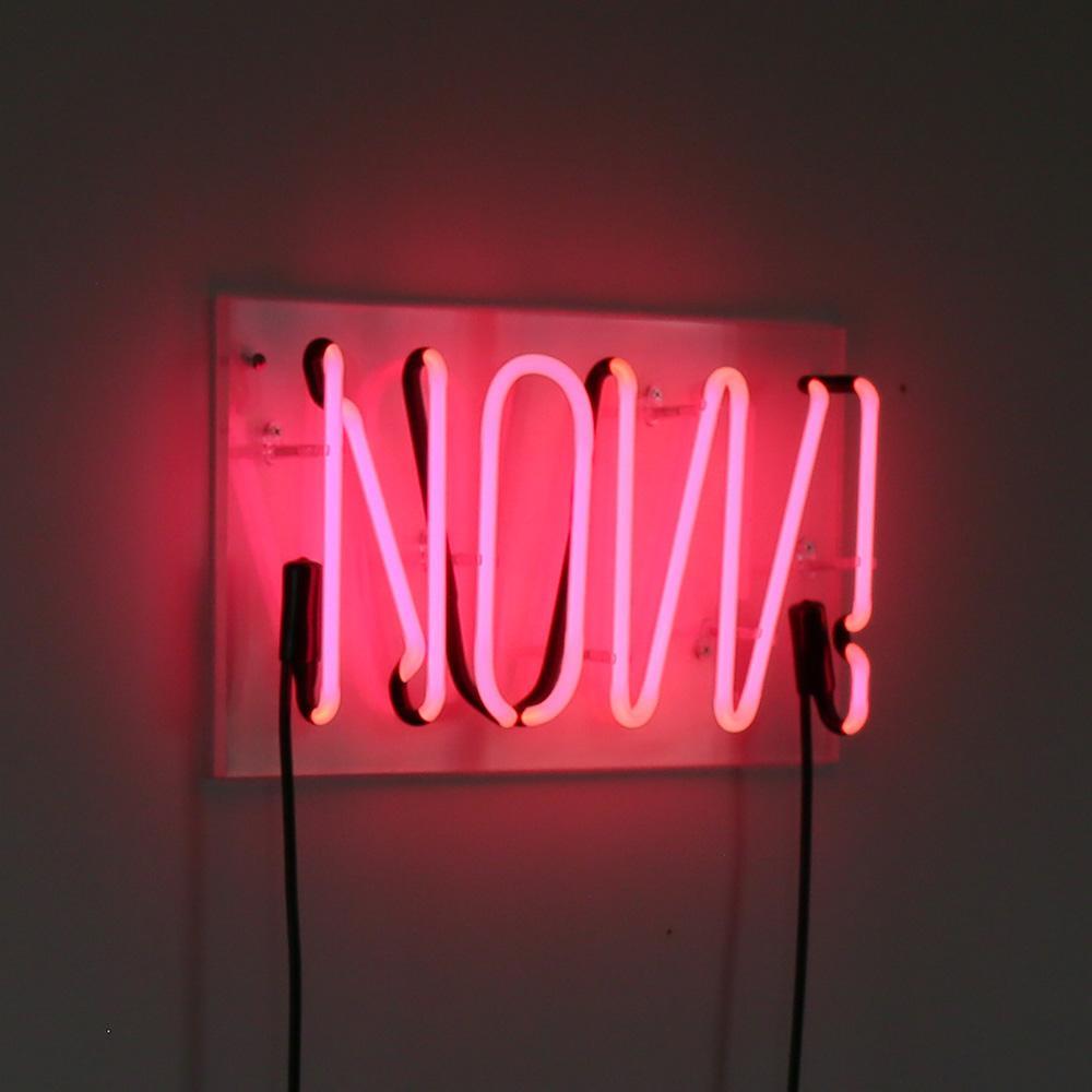 Ali Beletic Neon Now