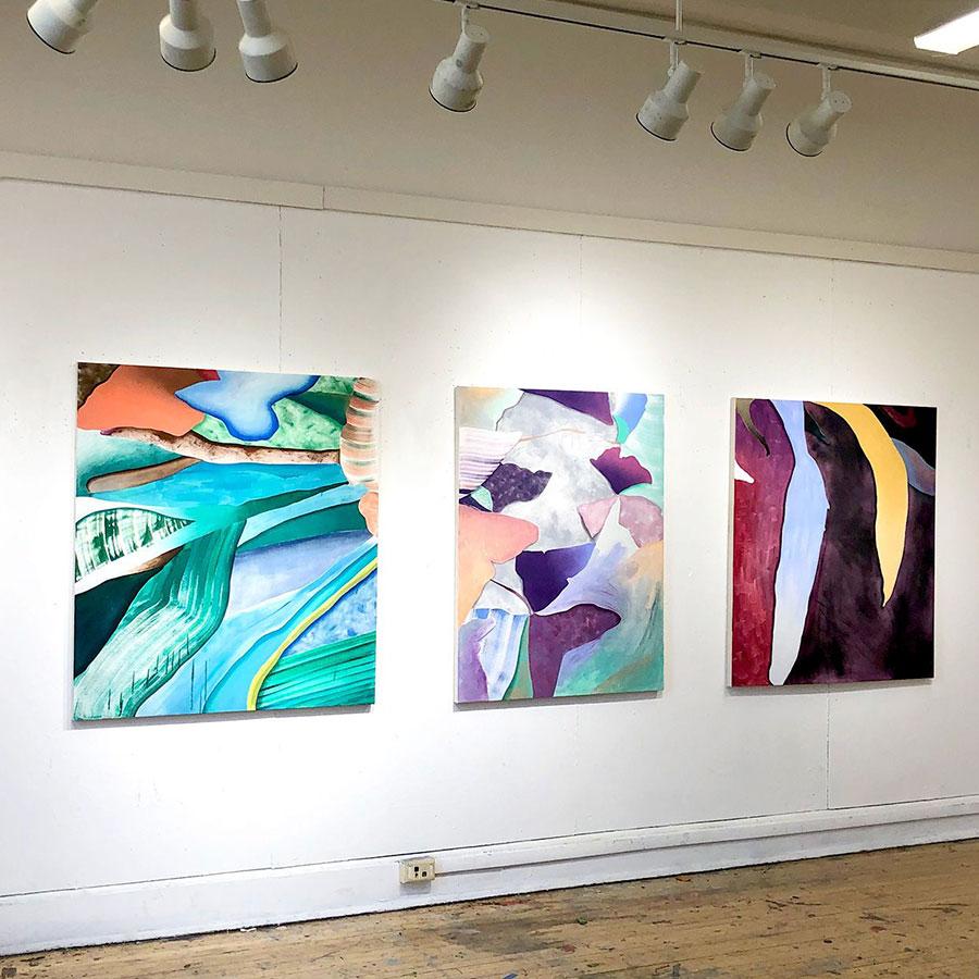 Alyssa Krause Gallery Exhibit