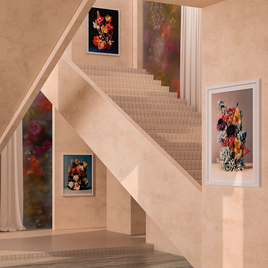 Jacques stairs Wall