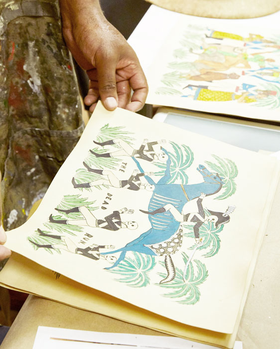 Umar Rashid Limited Edition Prints