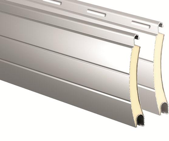 tapparelle in alluminio coibentate