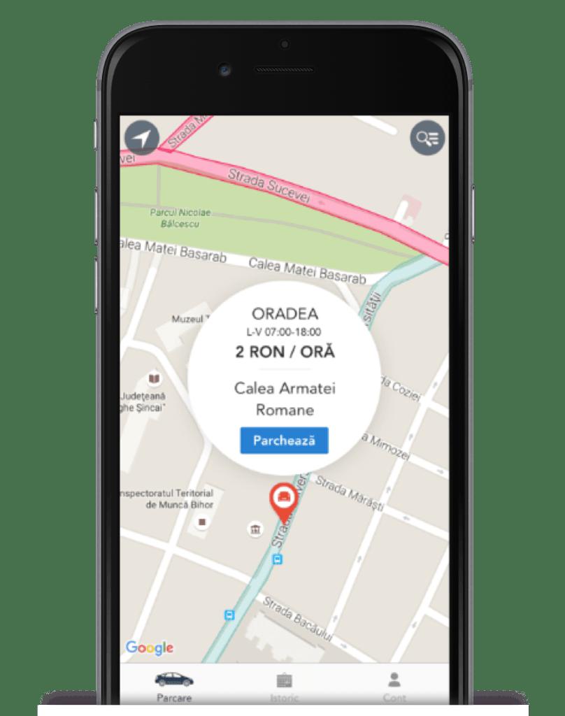 amparcat-smartest-parkin-app-in-romania-main-screen