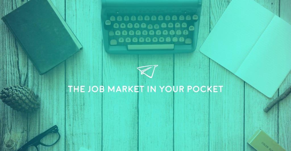 Smart-Dreamers-a-job-market-in-your-pocket