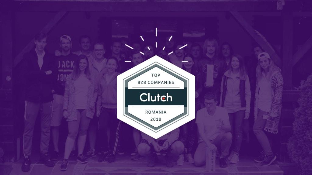 Top B2B service provider on Clutch 2019 | Tapptitude