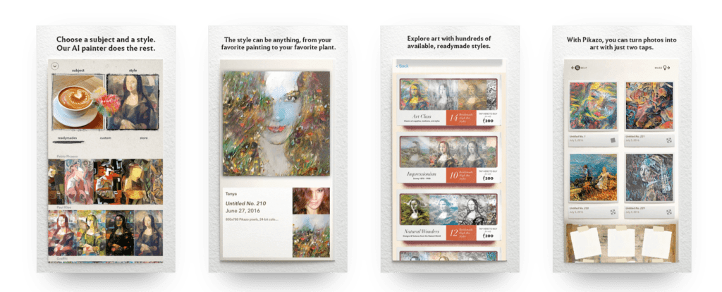 Pikazo Turn Your Photos Into Paintings With This Cool App