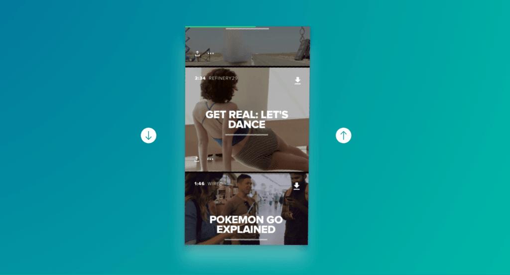 tapptitude's app of the week hyper iOS video app