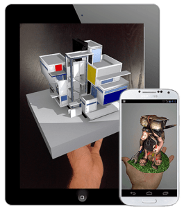 App-of-the-Week-Augment-Mobile Augmented Reality