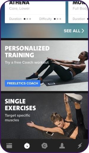 Freeletics app | tapptitude blog