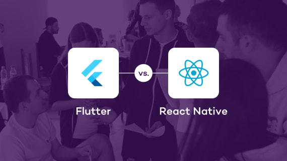 Flutter vs React Native: Which Framework to Choose for Developing Your Mobile App?