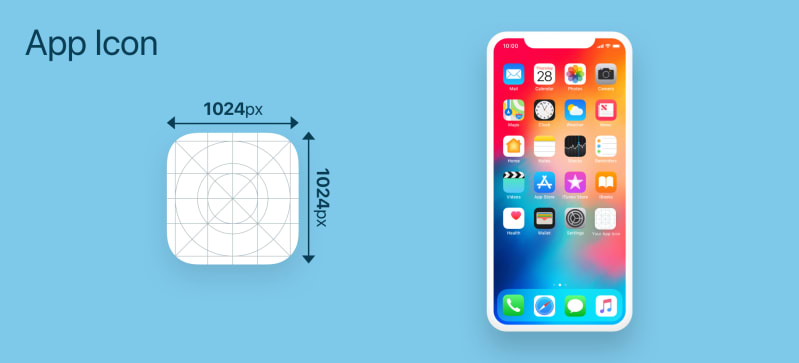 App Icon | How to launch an iOS App to the Appstore | tapptitude