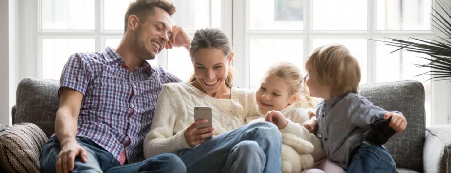 Handytarife für Familien