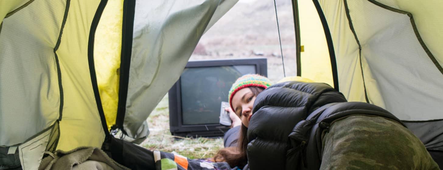 Fernsehen ohne festen Fernsehanschluss