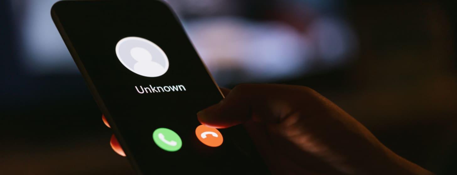 Telefonnummer - Anrufer herausfinden