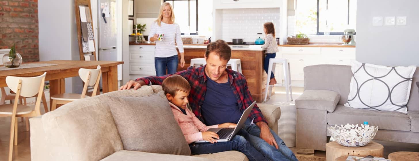 Mobiles LTE/5G Internet für Zuhause